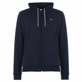 Lacoste Hooded Sweatshirt - Blue