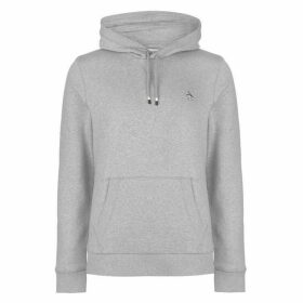 Original Penguin Fleece Hoodie - Grey 080