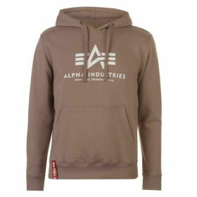 Alpha Industries Basic Hoodie - Mauve
