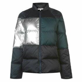 TOMMY HILFIGER Bardot Down Puffer Jacket - Midnight/Pine