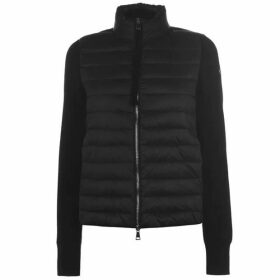 Moncler Padded Knit Jacket