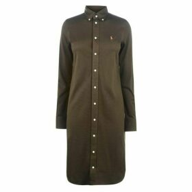Polo Ralph Lauren Heidi Long Sleeve Dress