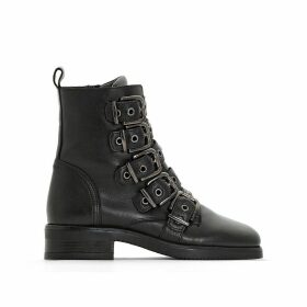 Jimmy Musse & Cloud Leather Ankle Boots