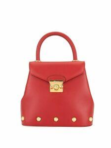 Salvatore Ferragamo Pre-Owned icon motif 2way bag - Red