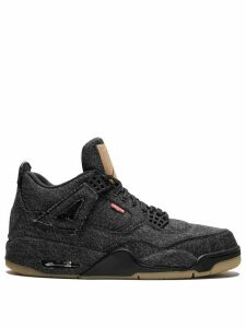 Jordan x Levi's Air Jordan 4 Retro NRG sneakers - Black