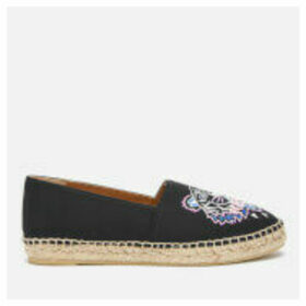 KENZO Women's Classic Tiger Espadrilles - Black - FR 40/UK 6.5