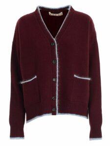 Marni Cardigan Wool Mohair Nylon