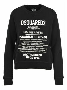 Dsquared2 D Squared Brand Description Print Sweatshirt