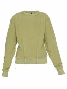 Ben Taverniti Unravel Project Terry B Reverse Sweatshirt