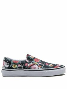 Vans Garden Floral Classic Slip-On sneakers - Black