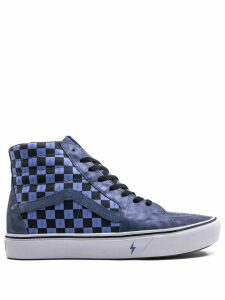 Vans Comfycush SK8-Hi Harry Potter sneakers - PURPLE