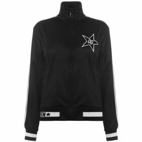 Dolce and Gabbana Tape Tracksuit Zip Top