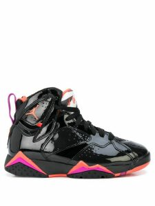 Jordan Air Jordan 7 high-top sneakers - Black