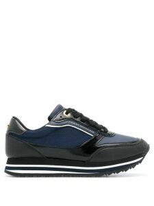 Tommy Hilfiger mesh upper sneakers - Blue