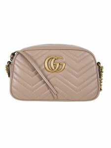 Gucci small size Marmont shoulder bag
