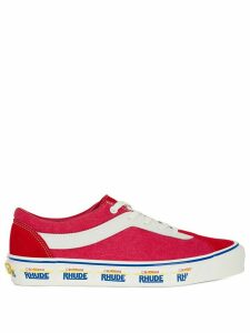 Vans x Rhude sneakers - Red