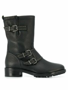 Hogl Aviator boots - Black