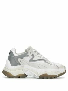 Ash Addict chunky low top sneakers - White