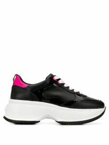 Hogan Maxi Active low-top sneakers - Black