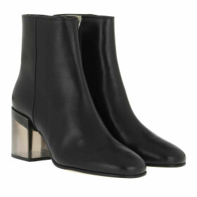 Nubikk Boots & Booties - Gigi Ardena Ankle Boot Black Leather - black - Boots & Booties for ladies