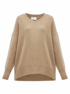 Allude - Cashmere Sweater - Womens - Brown