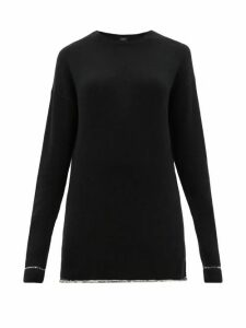 Joseph - Oversized Cashmere Sweater - Womens - Black