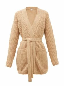 Max Mara Leisure - Cognac Cardigan - Womens - Gold