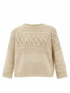 Weekend Max Mara - Nunzio Sweater - Womens - Beige