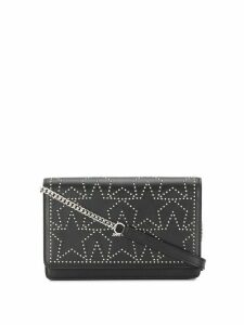 Jimmy Choo Elise studded crossbody bag - Black