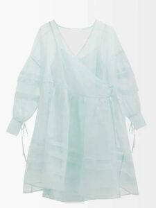 Bottega Veneta - Roll-neck Jersey Sweater - Womens - Black