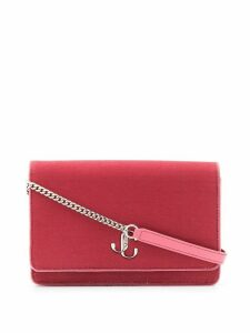 Jimmy Choo Palace clutch bag - PINK