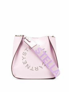 Stella McCartney Stella Logo shoulder bag - PINK