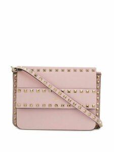 Valentino small Valentino Garavani Rockstud shoulder bag - PINK