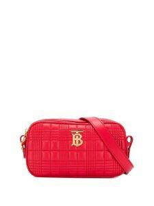 Burberry mini lambskin TB bag - Red