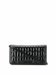 Miu Miu mini shoulder bag - Black