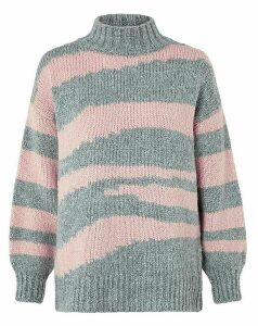 Monsoon Izzie Irregular Stripe Jumper