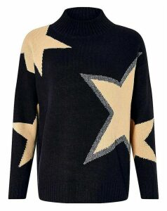 Monsoon Stacie Star Jumper