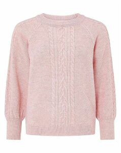 Monsoon Carly Cable Jumper