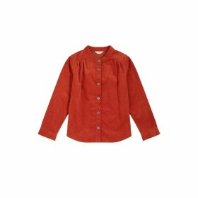 Jigsaw Cord Shirt