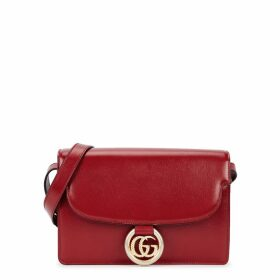 Gucci GG Ring Small Leather Cross-body Bag