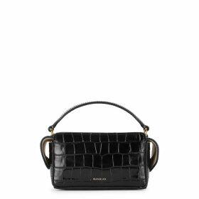 Wandler Yara Mini Crocodile-effect Top Handle Bag