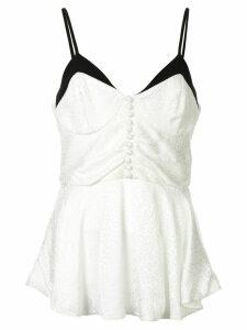 Racil Faye top - White