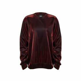 CHAEnewyork - Beam Baam Sweatshirts Red