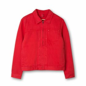 eyes on floyd - Pink Organza Blouse With Bows Fastening