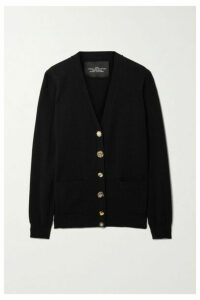 THE Marc Jacobs - Embellished Wool And Cashmere Cardigan - Black