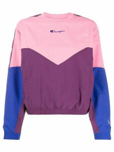 Champion colour block sweatshirt - PINK