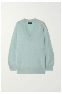 rag & bone - Logan Cashmere Sweater - Blue