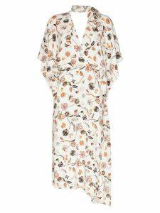 Roland Mouret Meyers midi dress - White