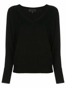 Nili Lotan Ashbury cashmere pullover - Black