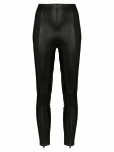Lisa Marie Fernandez Karlie stretch-jersey leggings - Black